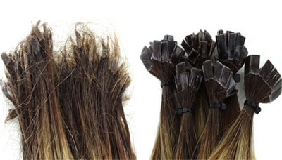 rebonden hairextensions