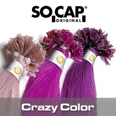 Crazy color extensions