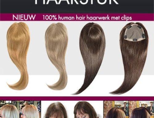 Haarstuk of haarwerk nu ook te koop bij Original Socap