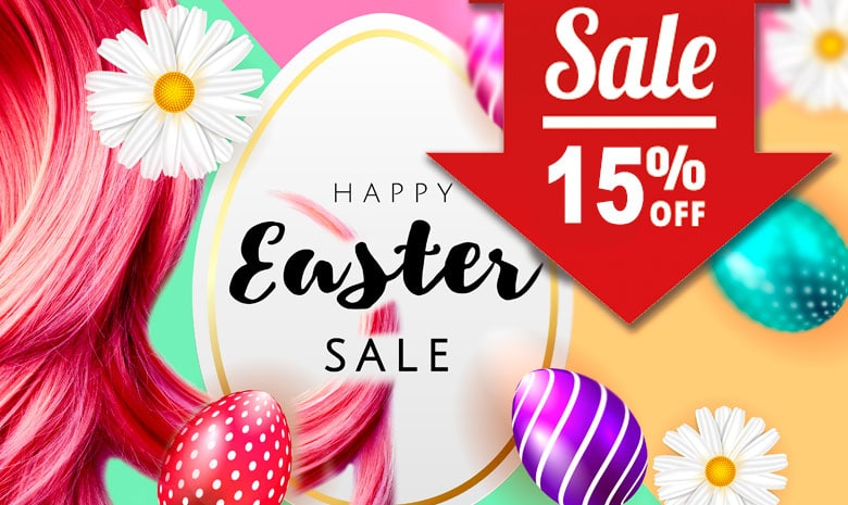 easter-sale-korting-pasen-socap-hairextensions-goedkoop