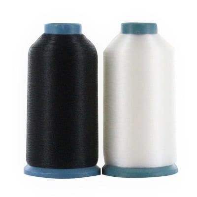 pruiken-maken-transparant-garen-zwart-nylon